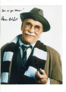 Warren Mitchell from till death us do part